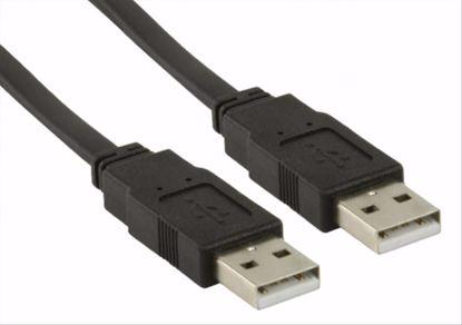 Obrazek Kabel USB A(M) B(M) 1,8m